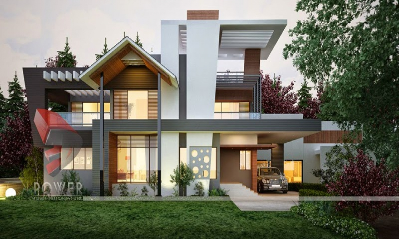 Home Design Ideas For Small Houses: Small Modern House Designs Philippines Modern Bungalow