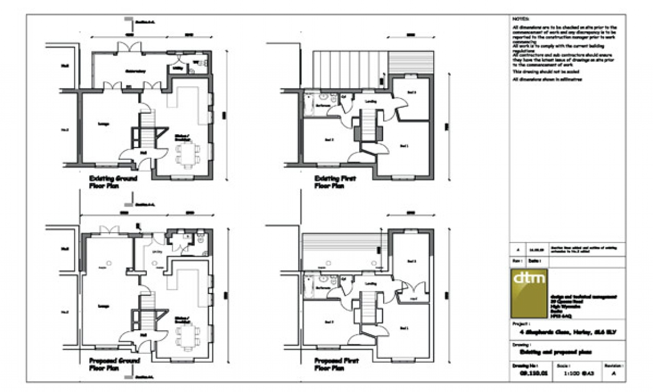 Architectural Drawing House Plans Designs Architectural