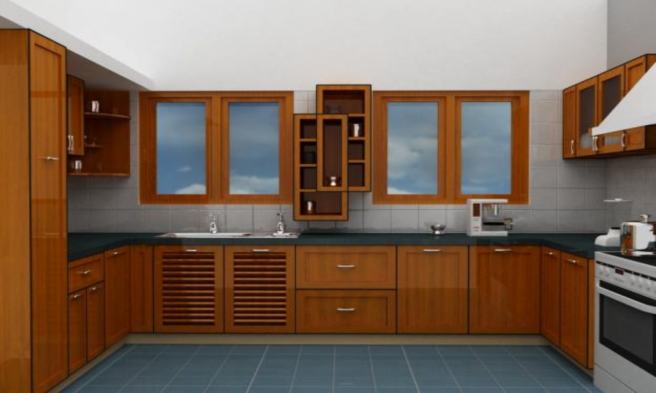 Best Small Kitchen Designs Modular Kitchen Designs, Wooden