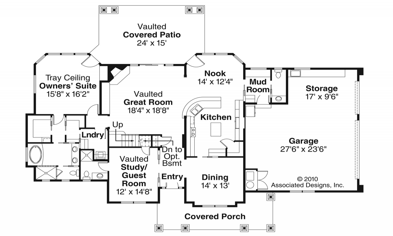 California craftsman bungalow house plans craftsman for California ranch floor plans