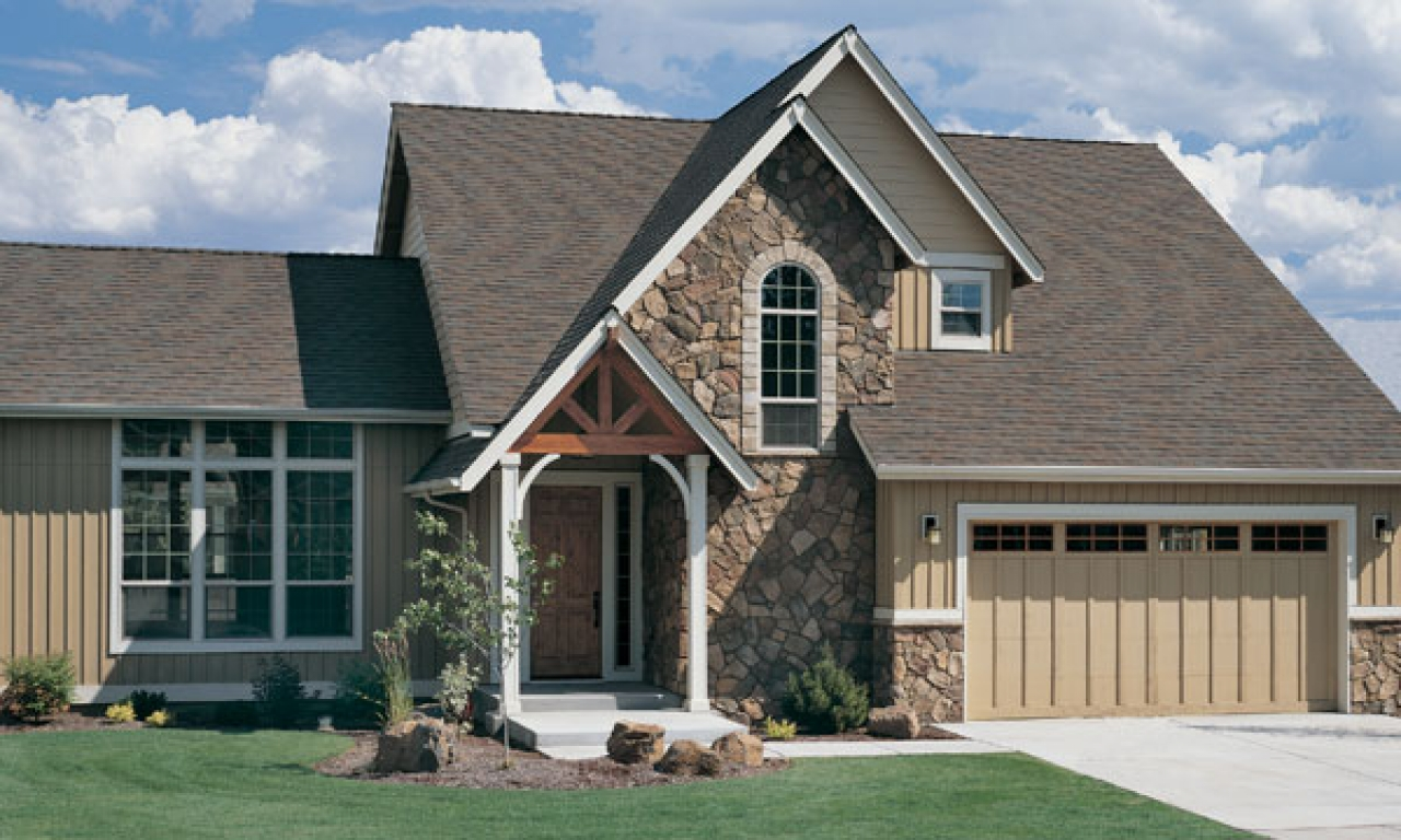 Craftsman Style House Plans For Homes Single Story