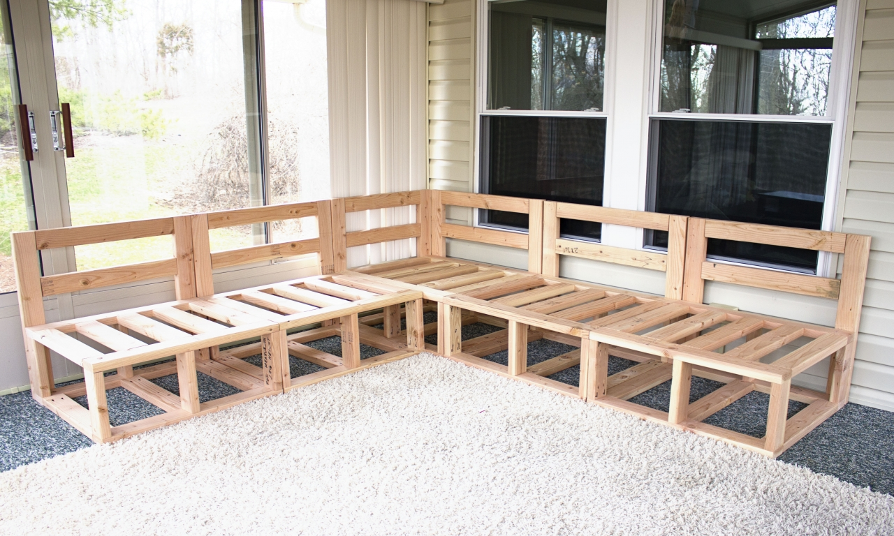 Do It Yourself House Plans: Do It Yourself Outdoor Sectional Do It Yourself Outdoor