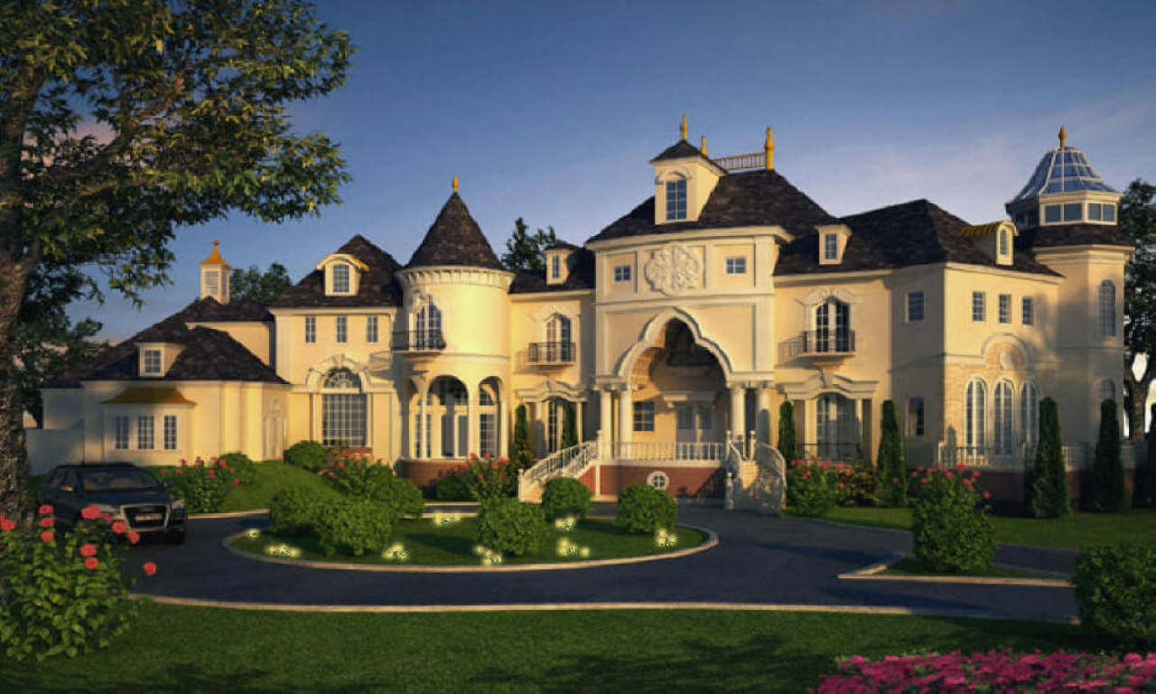 Luxury dream homes mansions dream homes luxury mansions for Beautiful dream homes