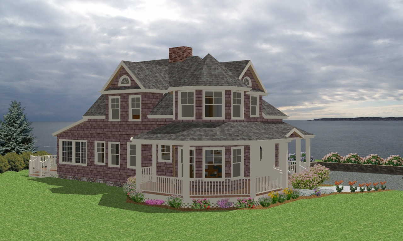 New england cottage house plans new england style homes for New england home builders