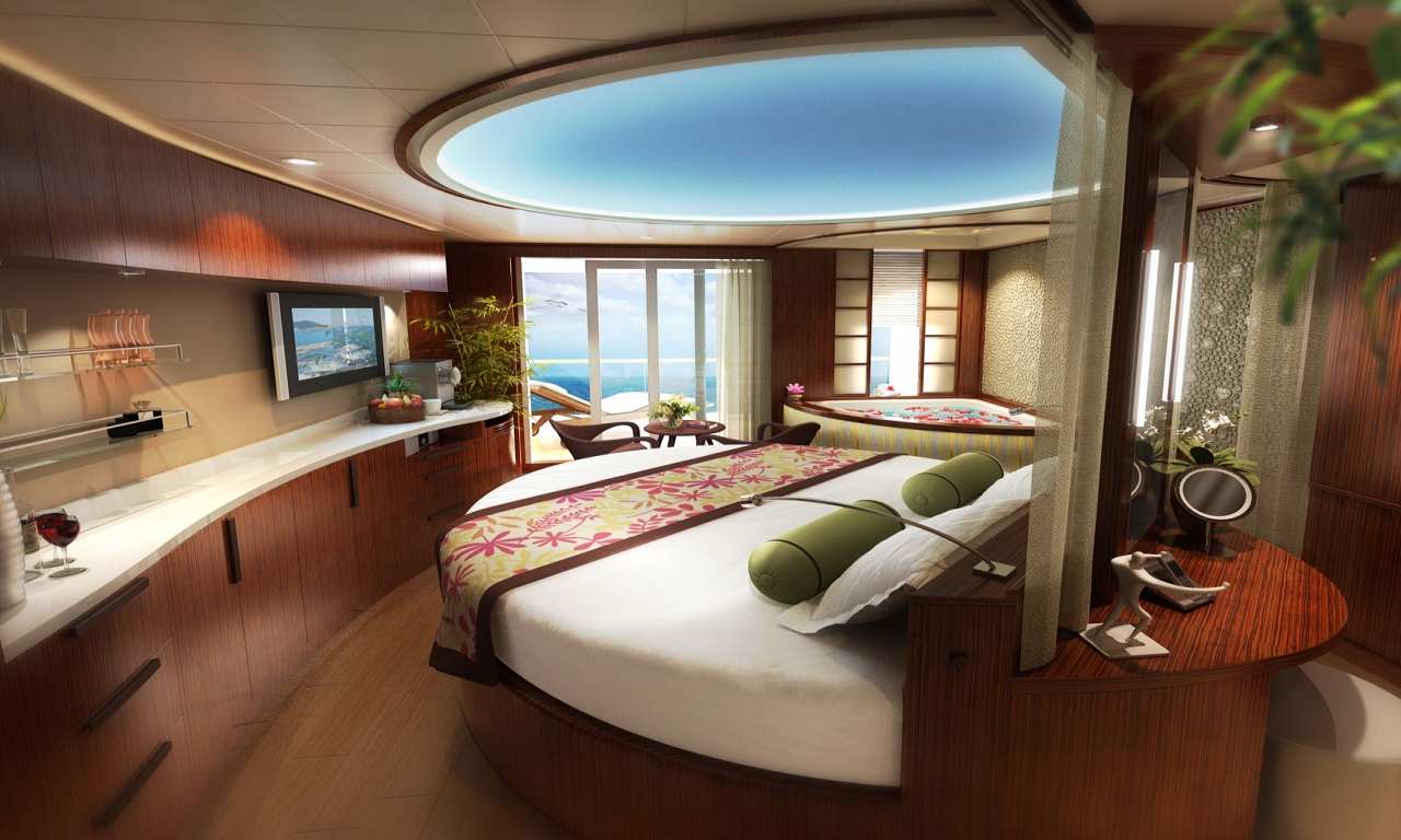 Norwegian Epic Spa Suite Norwegian Epic Balcony Staterooms