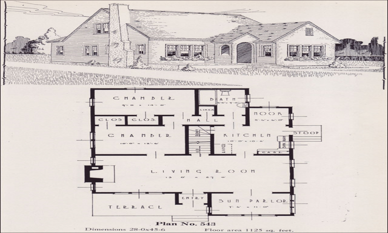 Single story craftsman style homes american bungalow style for American craftsman home plans