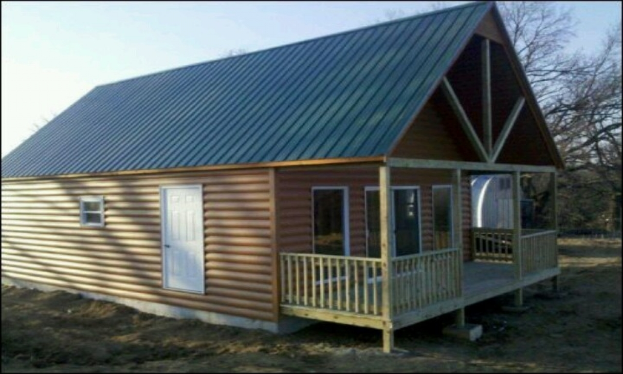 Small Cottages Barns : Small barn cabins plans cabin pinterest