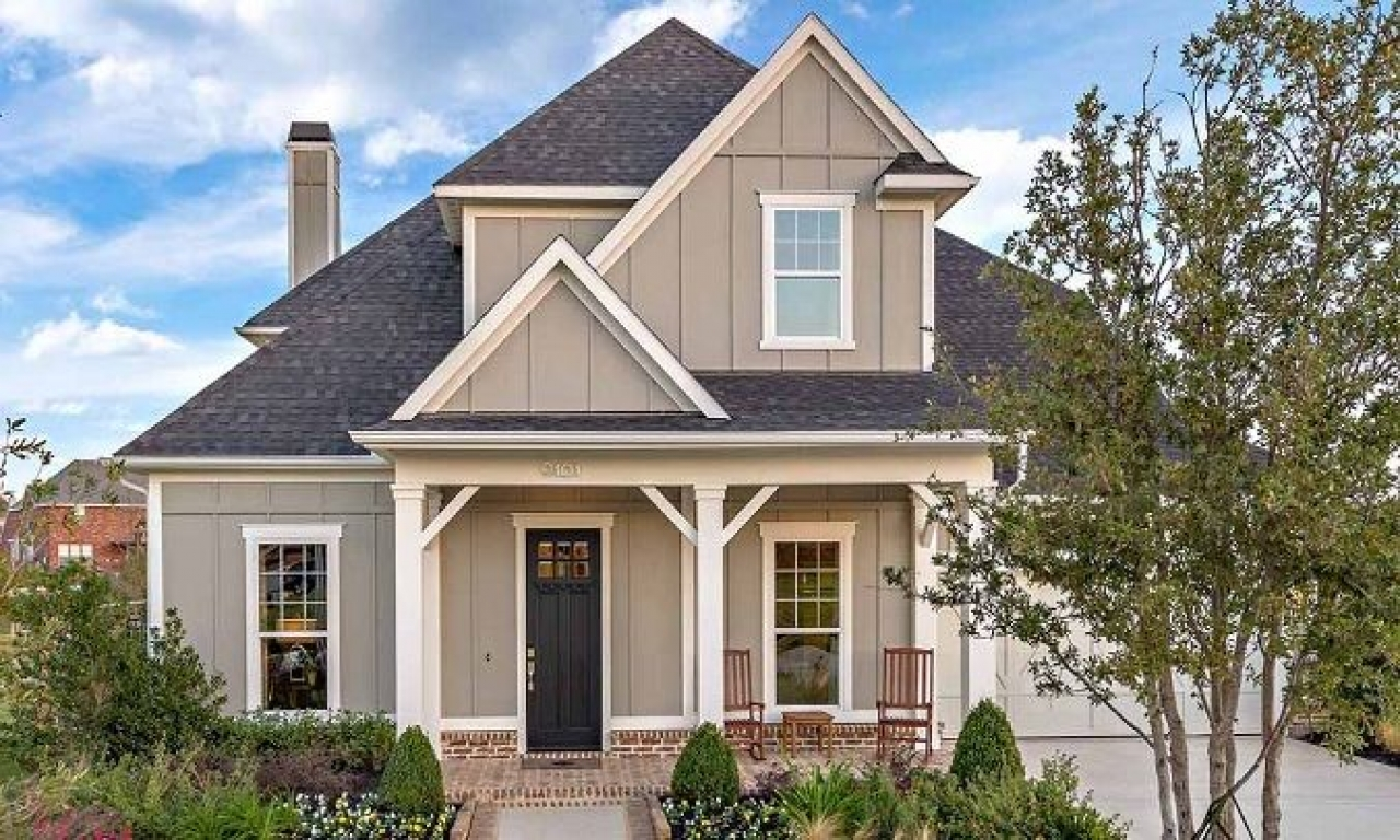 Vintage craftsman style homes classic craftsman style for Craftsman classic