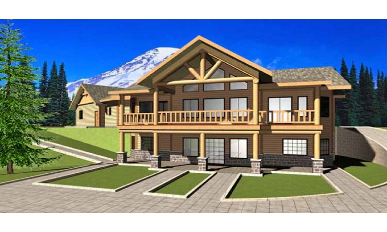 Bavarian chalet house plans chalet style house plans for Chalet plans