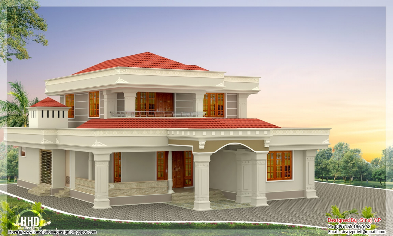 Beautiful indian houses small indian house designs indian for Beautiful bungalow designs india