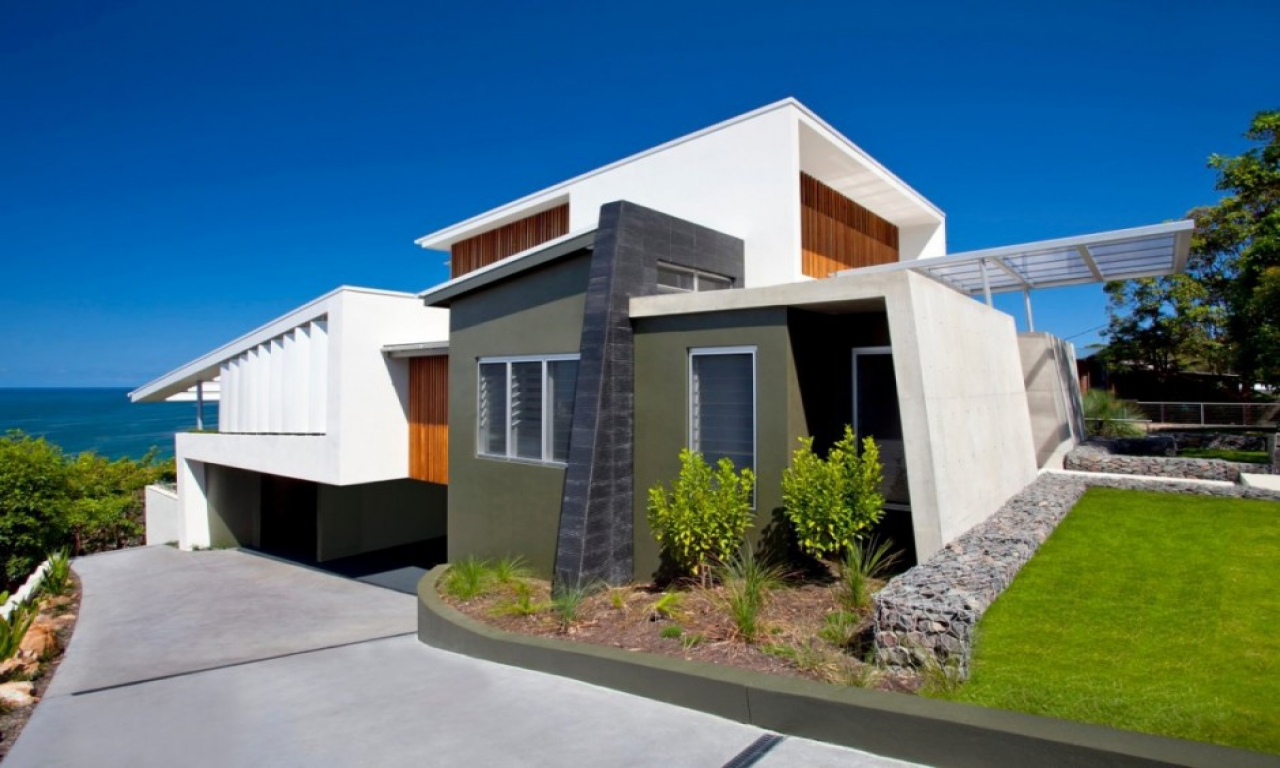Best modern house design modern beach house design house for Modern beach house designs