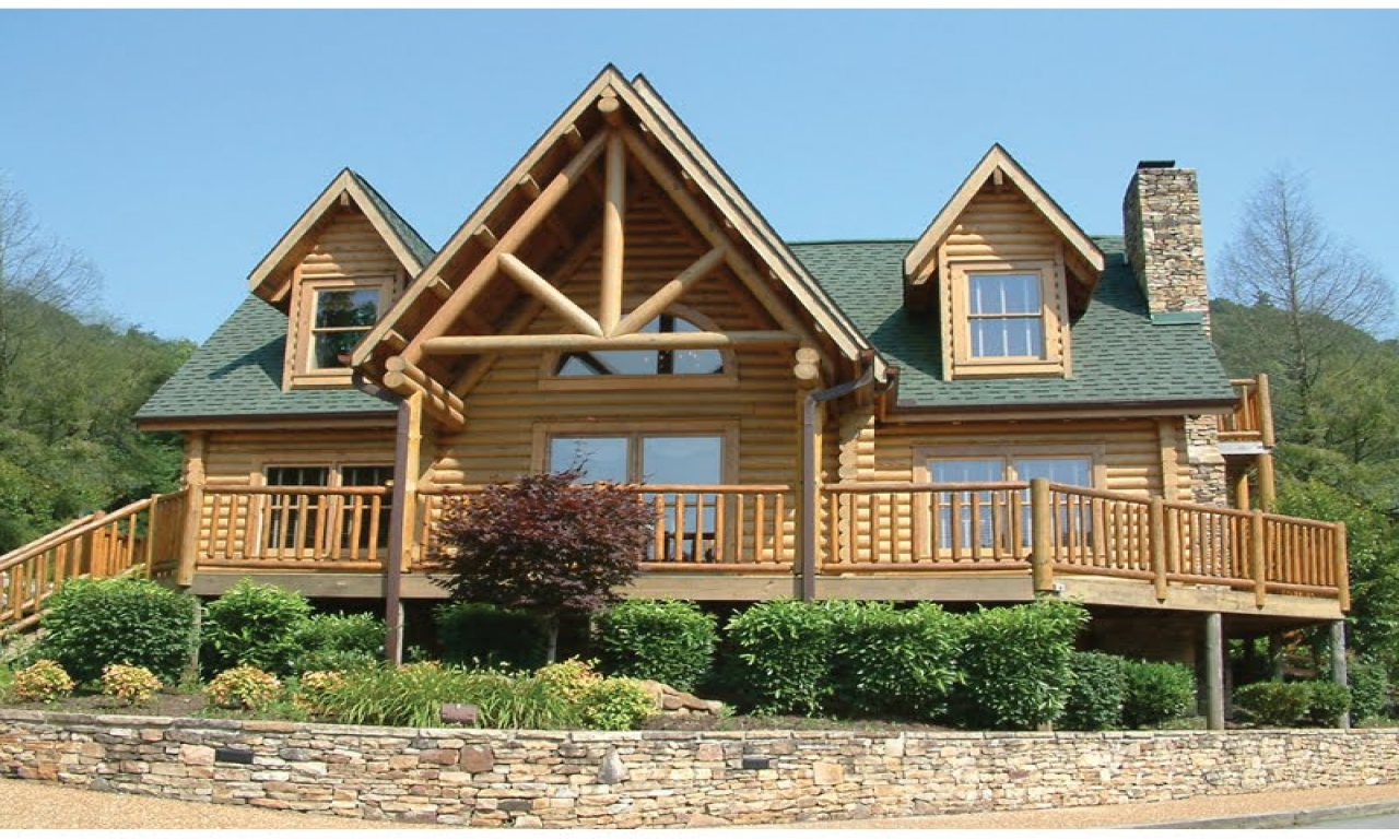Cabin Plans With Wrap Around Porch Small Cabin Floor Plans