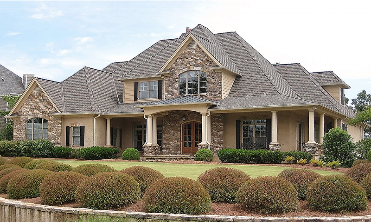 Modern traditional house plans traditional style house for New traditional house plans