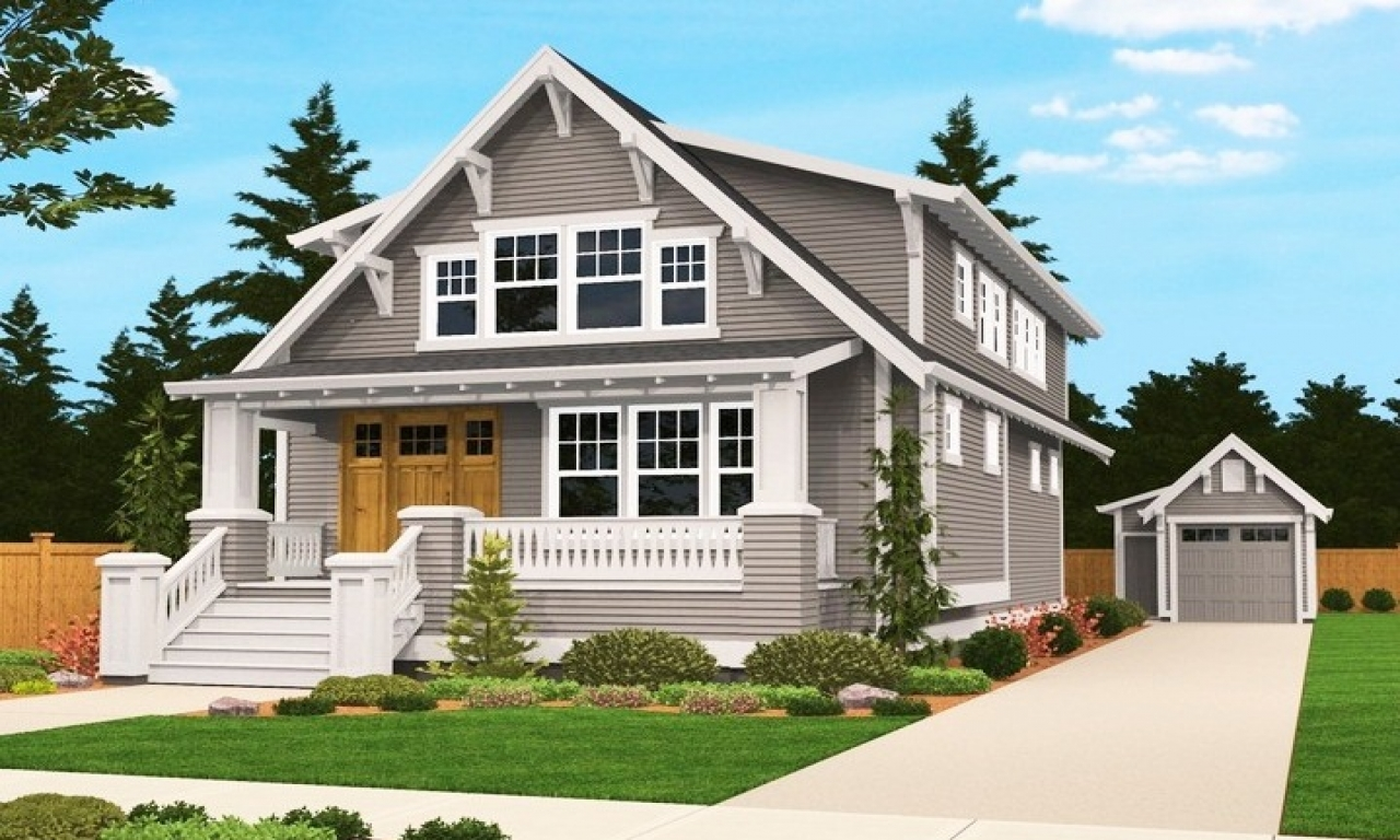 Craftsman style house colors vintage craftsman style house for Old style craftsman house plans