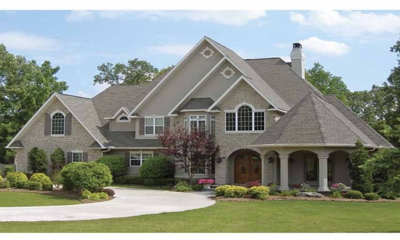 Five Bedroom Country Home Plans Five Bedroom Home Plans
