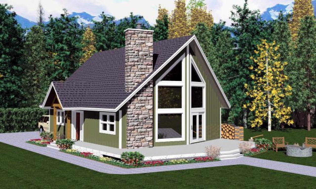 Frame house plans small house plans a frame style houses for Ehouseplans com