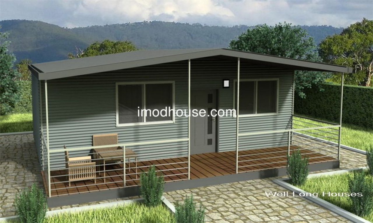 Prefab Modular Homes Bungalow Bungalow Modular Home
