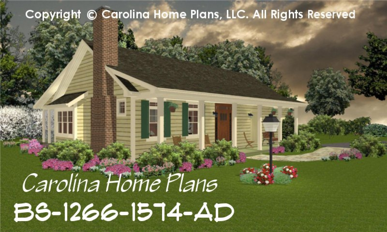 Small country house plans with 2 bedrooms small stone for Expandable ranch house plans