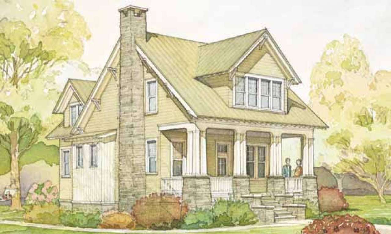 Southern living cottage style house plans low country for Country bungalow house plans