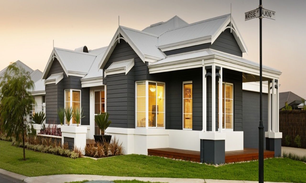 Australian country home house plans australian ranch homes for House plans wa