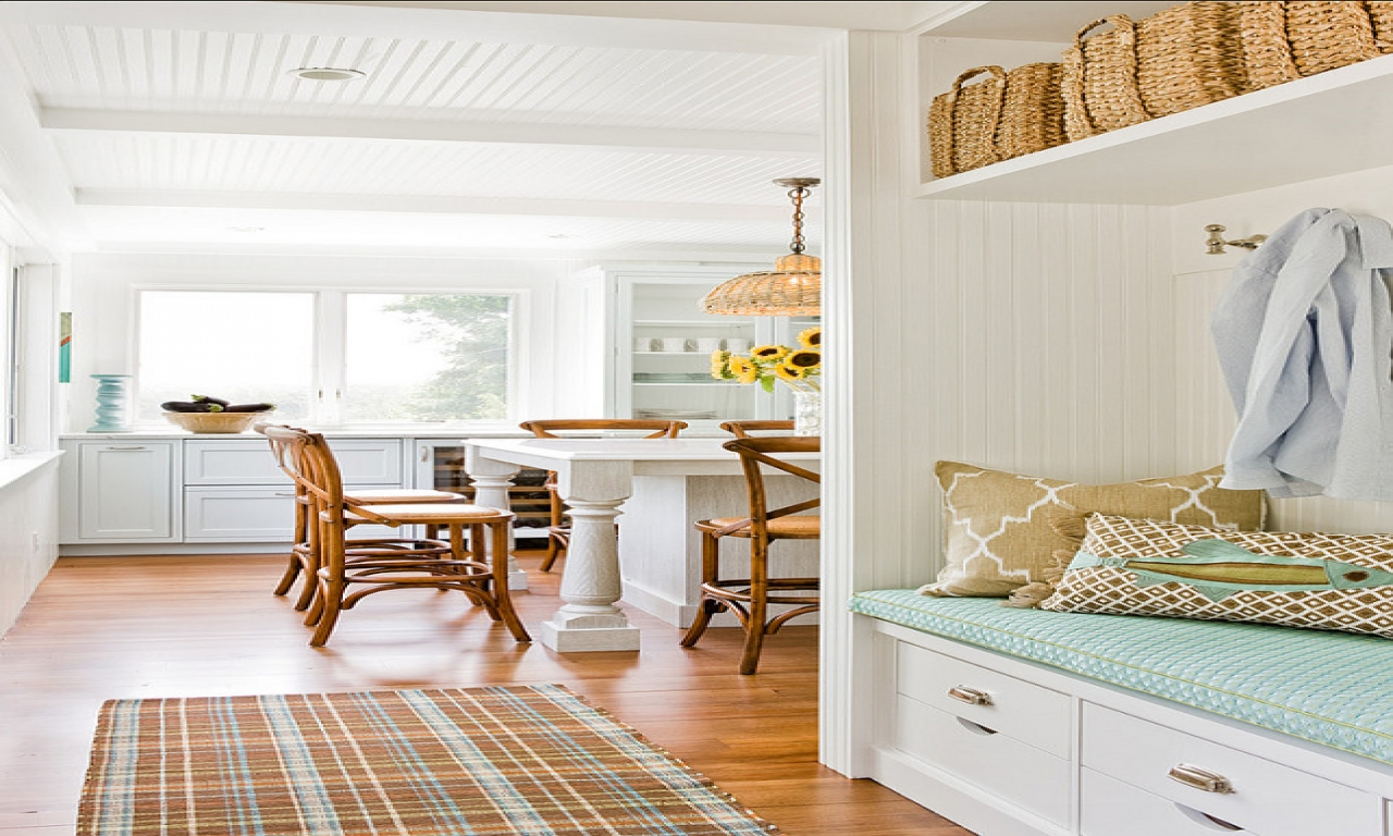 Beach Cottage Kitchen Design Ideas Beach Cottage Interior