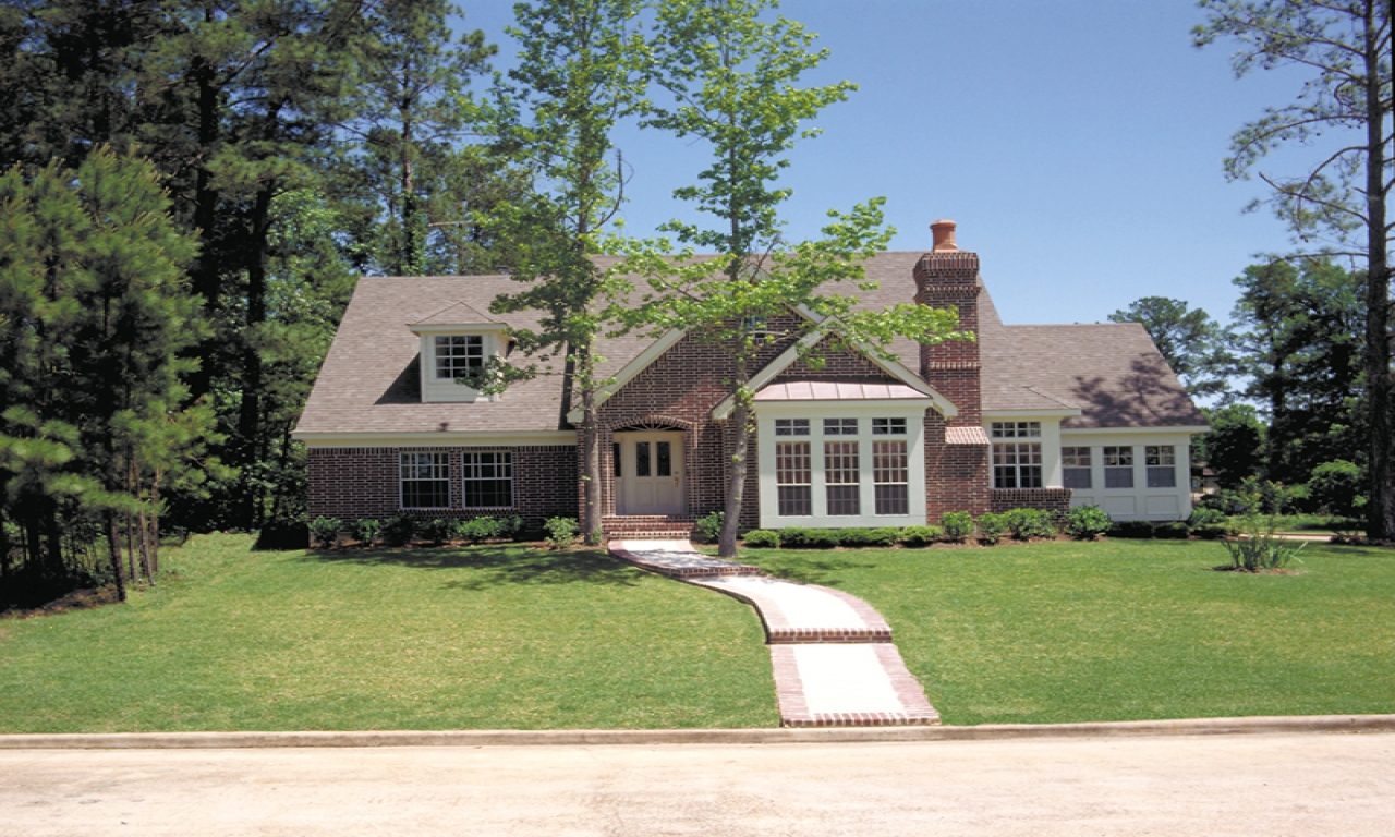 English cottage style home plans cottage style modular for Cottage style manufactured homes