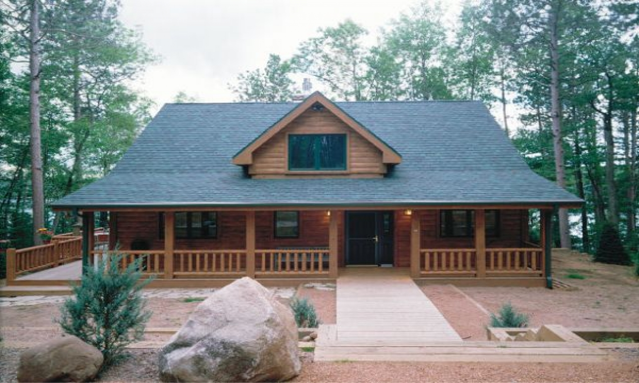 Log Home Roof Styles Gable Roof Style Log Home Styles