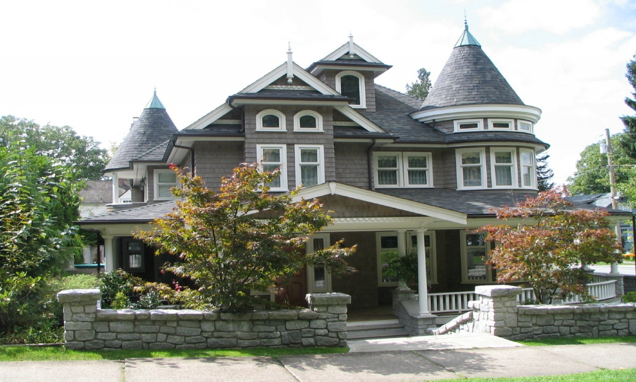Shingle style homes architecture victorian shingle style for New home designs canada
