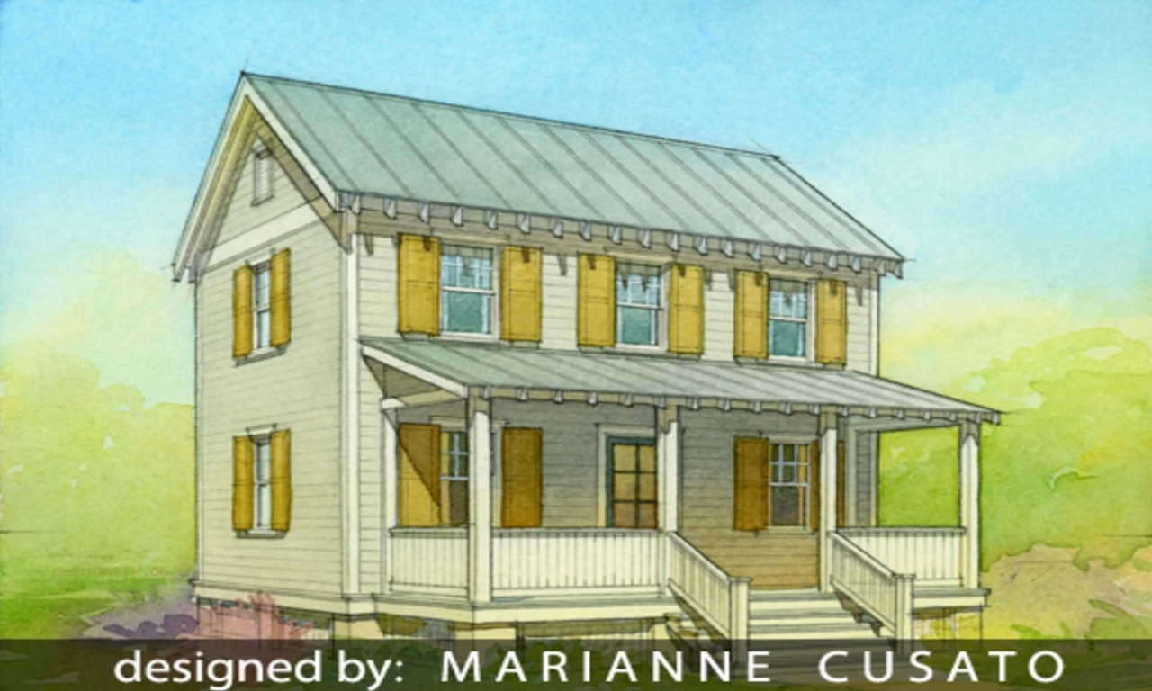 Small 2 Story Cottage House Plans Two Story Cottage Blog