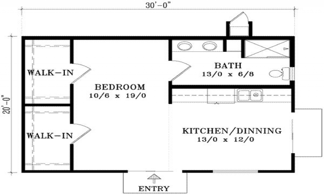 600 square feet house plans 600 sq ft cottages 600 sq ft Building plans for 600 sq feet