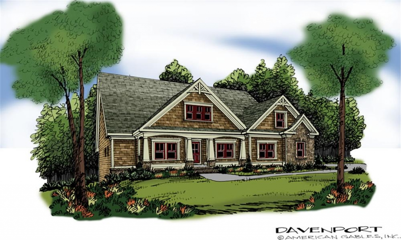 Bungalow house plans country house plans bungalo house for Country bungalow house plans