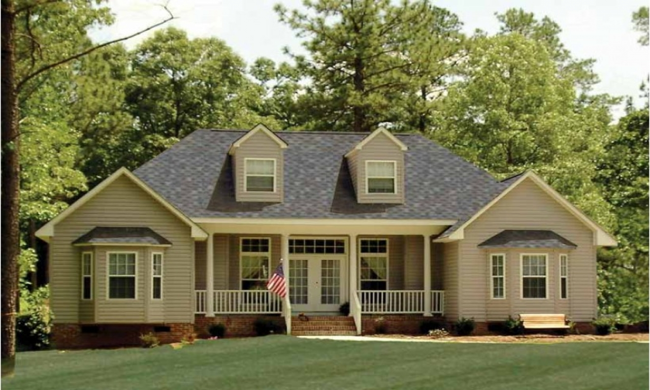 Cottage style homes house plans english style homes for Cottage style house