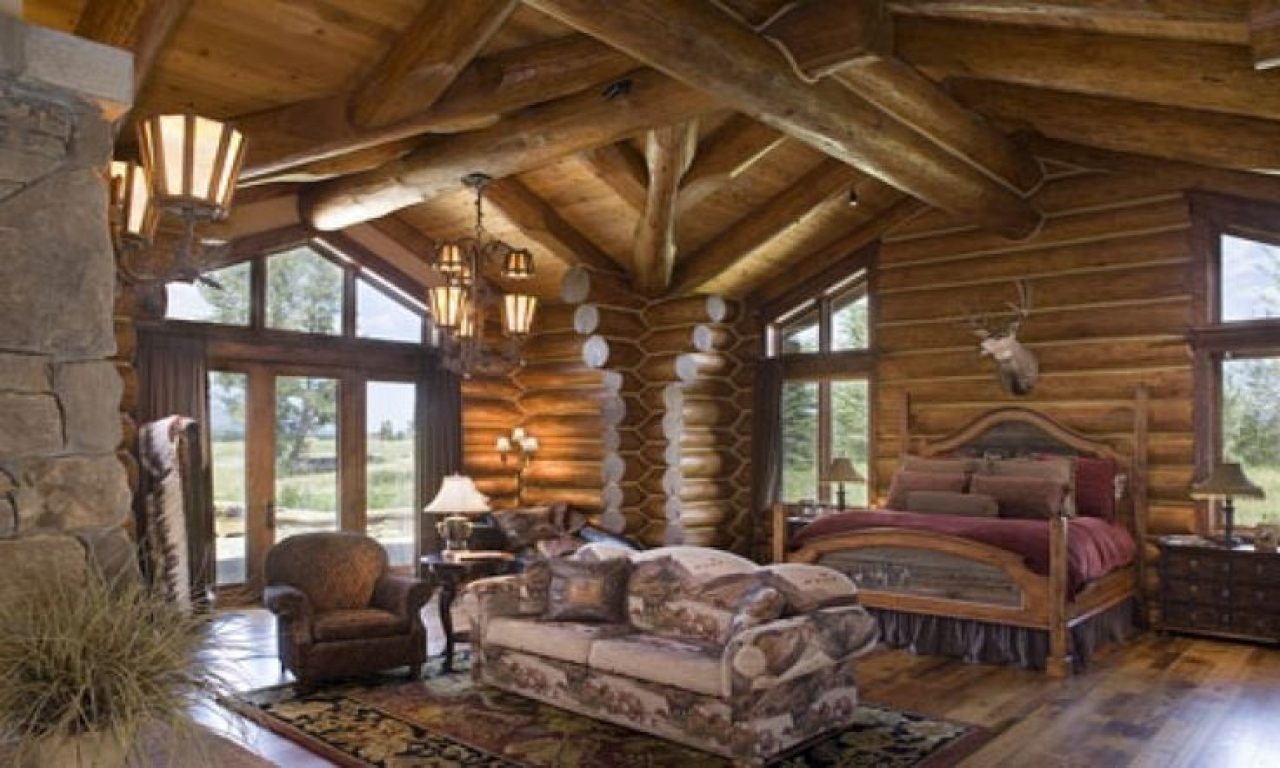 Extreme Log Home Bedrooms Hgtv Extreme Log Homes Extreme