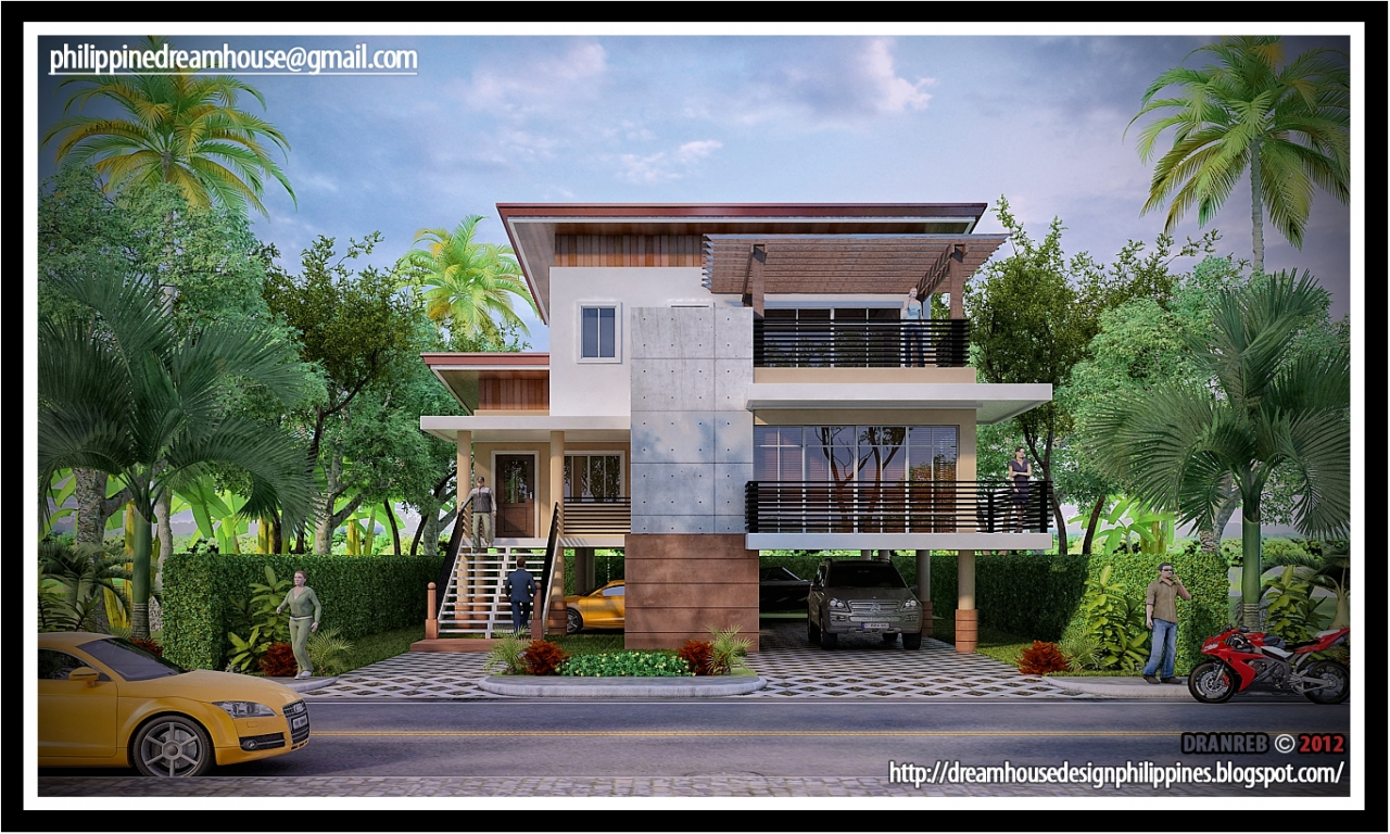 Latest house design in philippines house design philippines elevated house designs for Home design philippines small area