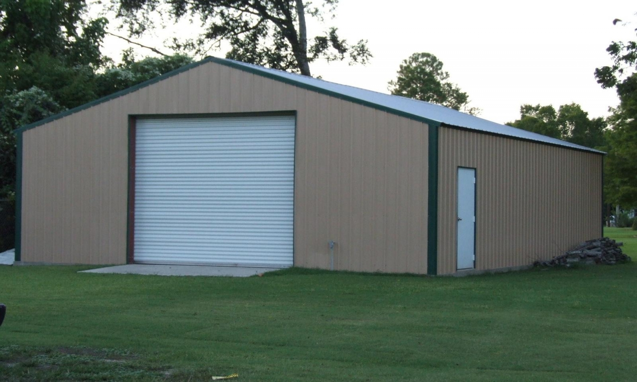 Metal building home interior metal building homes for Inside metal building homes