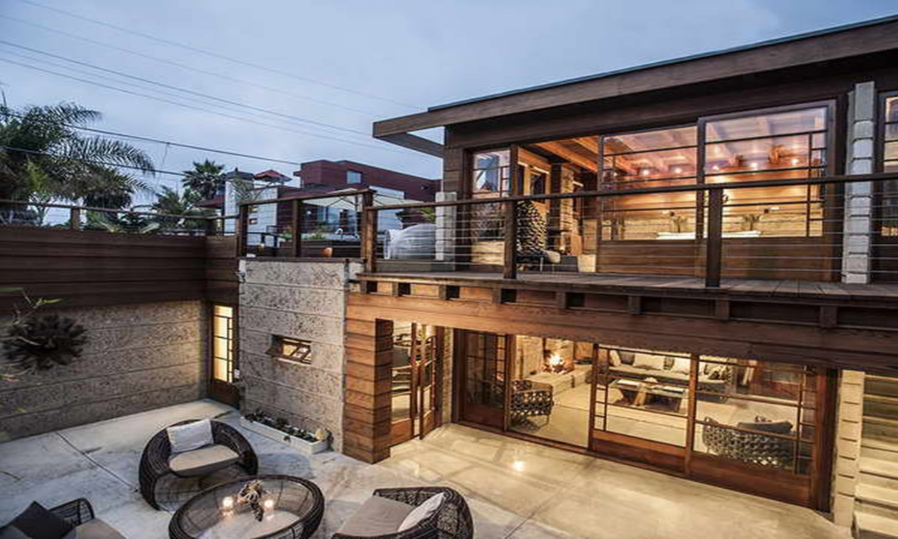 Modern Rustic House Plans Contemporary Rustic House Plans