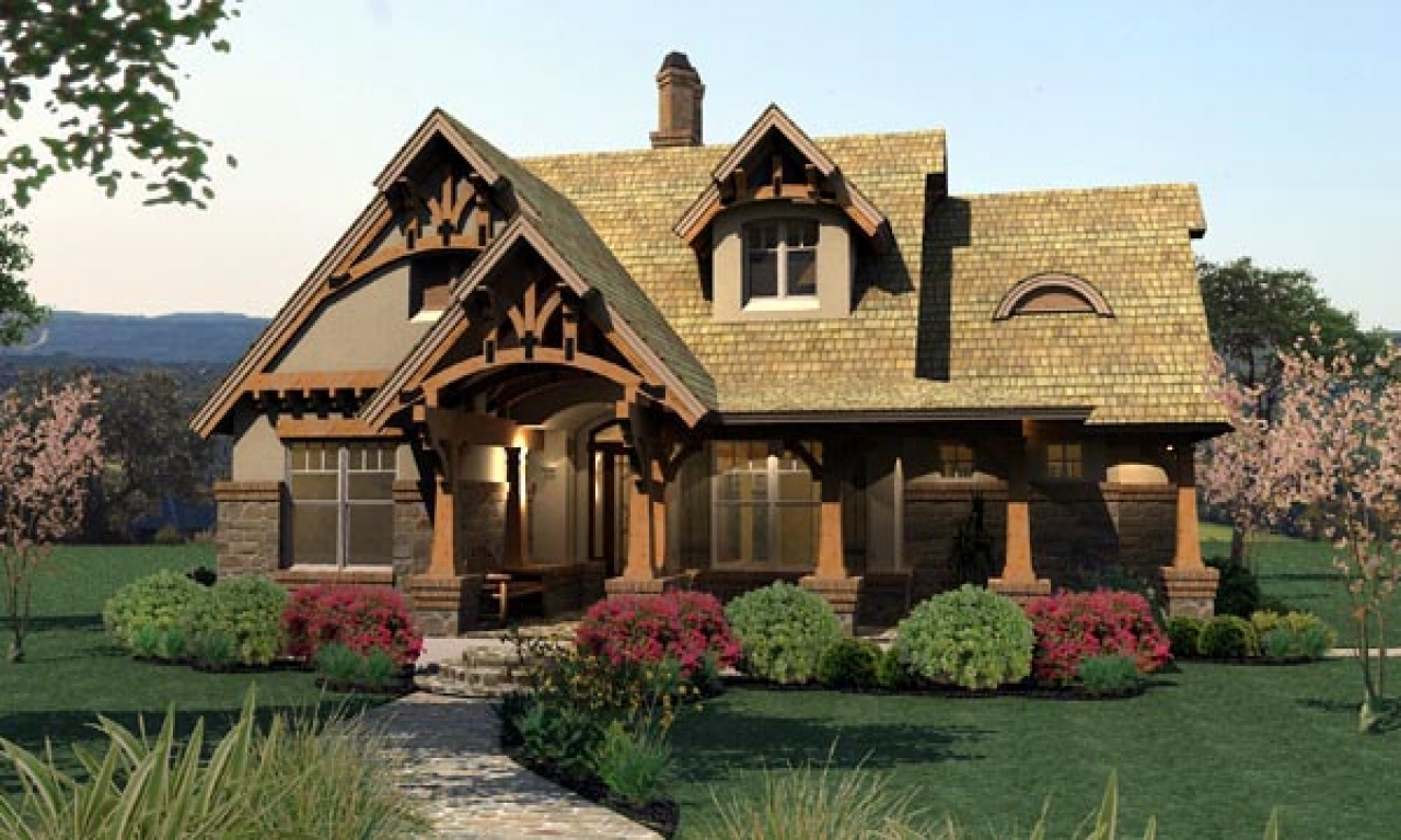 Cape cod style home house home style craftsman house plans for Craftsman house plans canada
