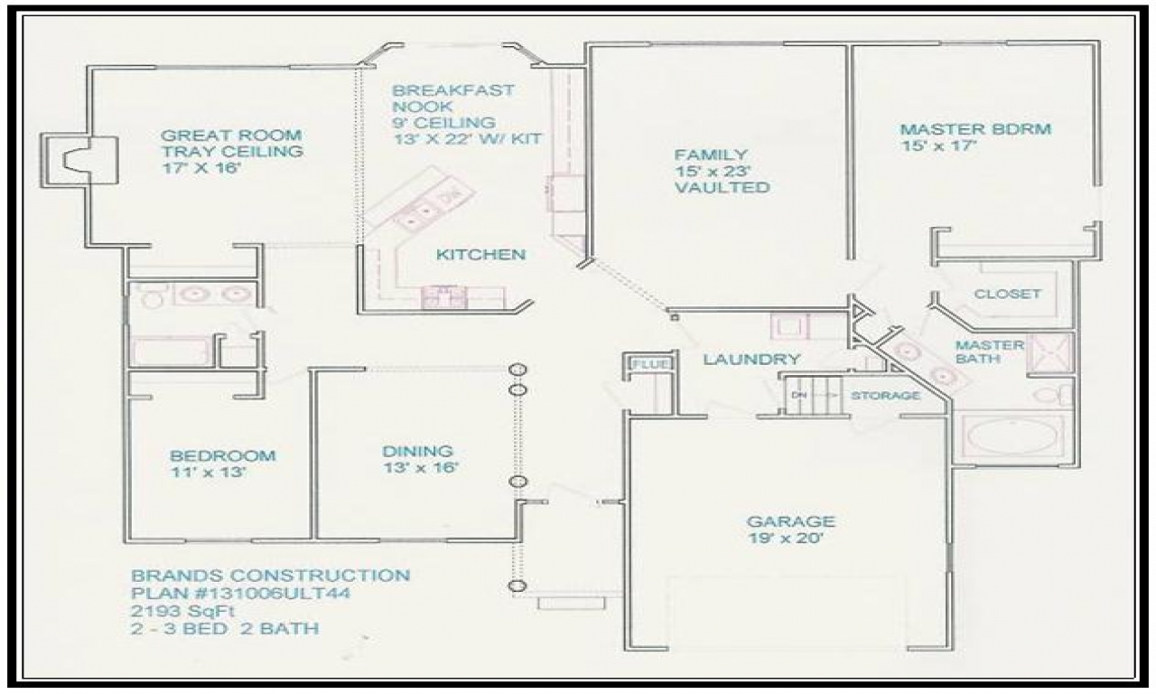 Free house floor plans and designs free home blueprints for Floor plan blueprints free