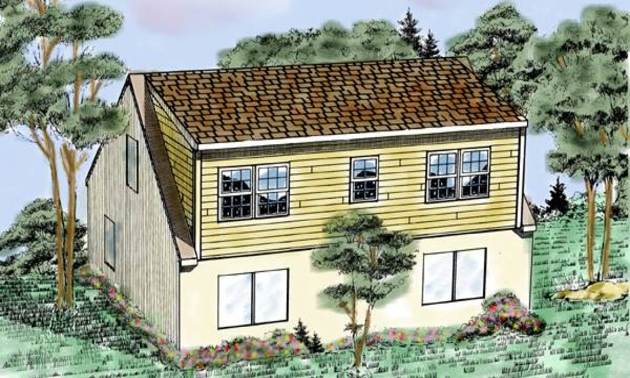 House Plans With Shed Dormers Barn Roof Shed Plans