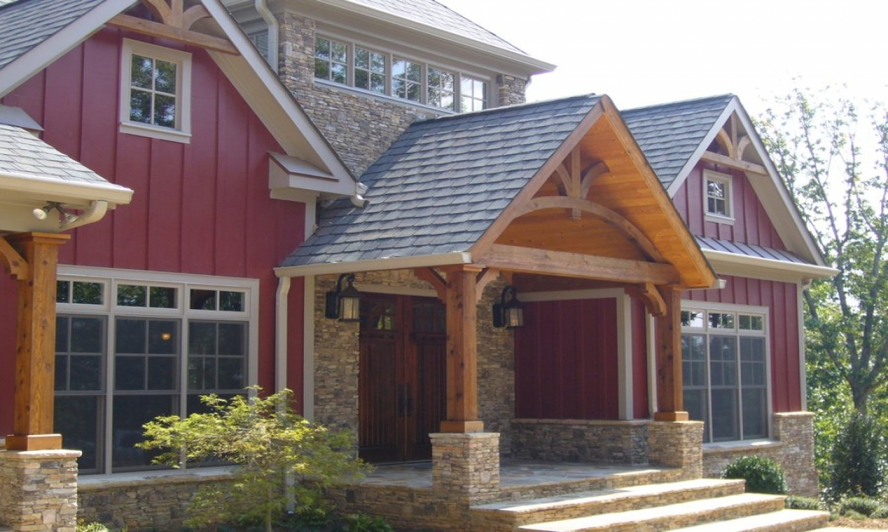 Rustic house plans with front porch rustic house plans for Hill country house plans with wrap around porch
