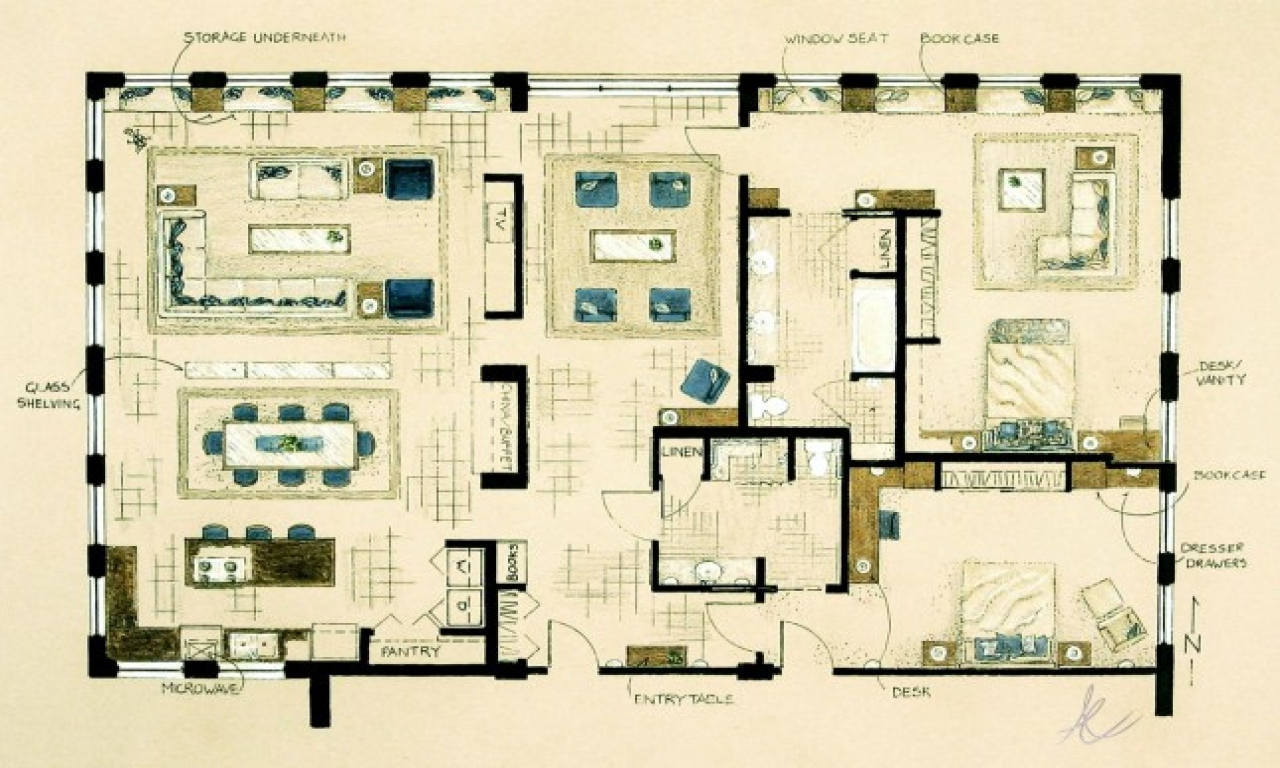 Small beach house floor plans house flooring ideas beach for Flooring ideas for beach house