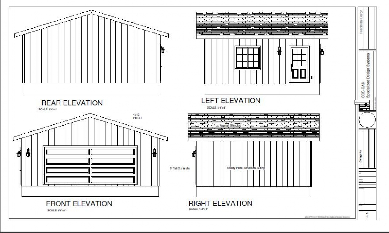 20 x 24 2 storey garage 20 x 24 garage plans cabin house for 20 x 24 garage plans