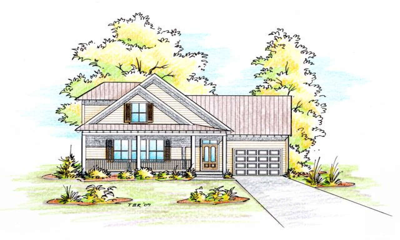 Architectural Watercolor Renderings Architectural Site