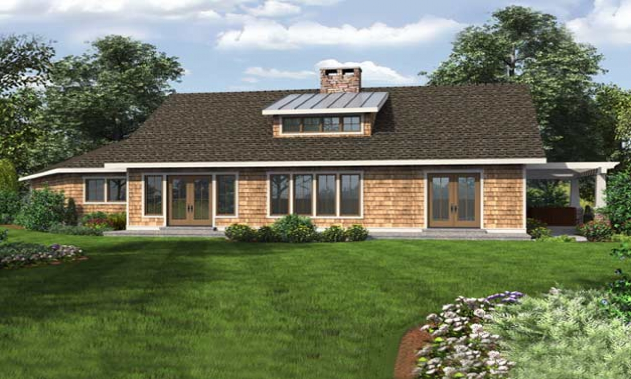 Award Winning Small Home Designs: Award Winning Cottage Floor Plans Award-Winning Bungalow