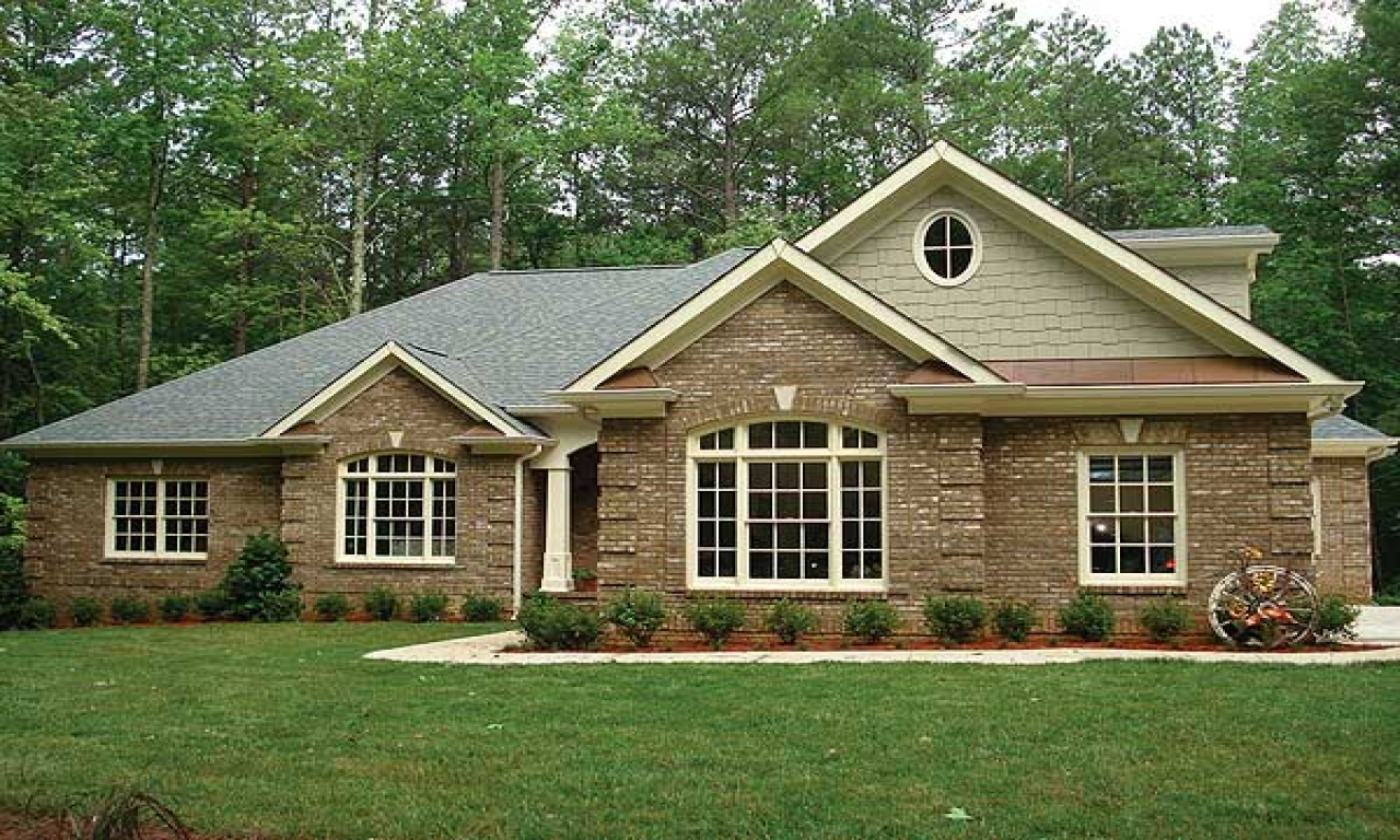Eplans ranch house plans brick ranch house plans small for Eplans house plans