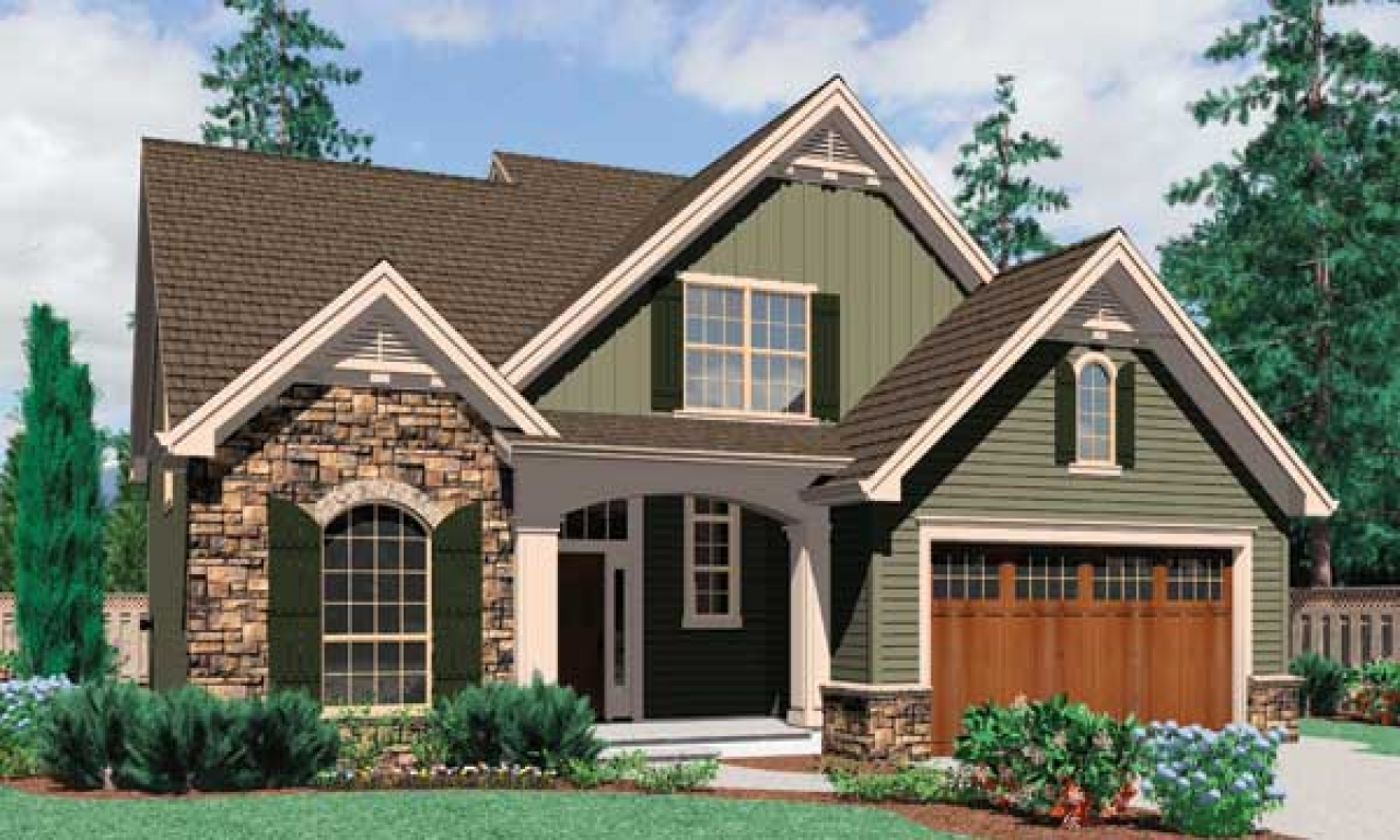 French Cottage Style House Plans French Cottage Style