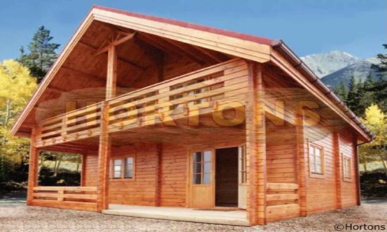 Log Cabin Kits 3 Bedroom 2 Bathroom 2 Story Log Cabin 2