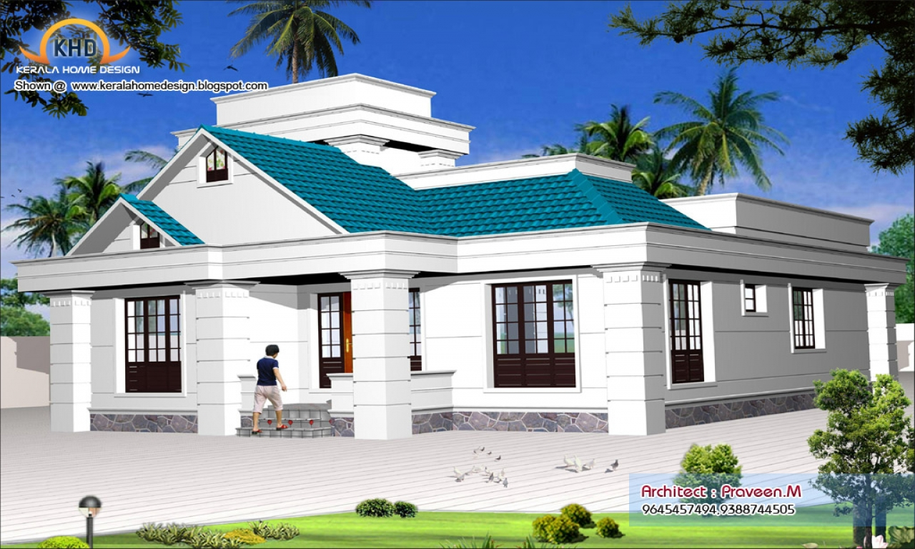 Single Floor House Plans Large Rooms Single Story House