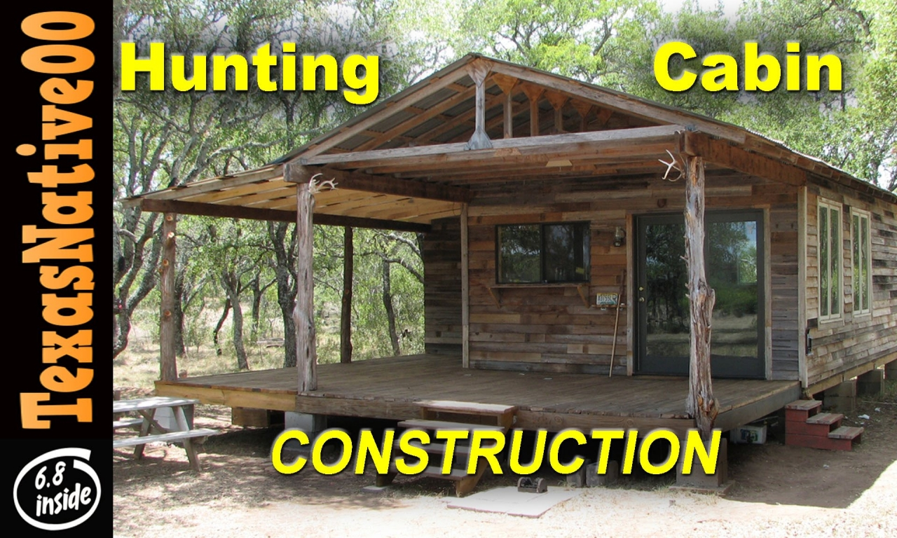 Do It Yourself Cabin Plans Free Small Cabin Plans Small: Small Hunting Cabin Ideas Small Hunting Cabin Plans And