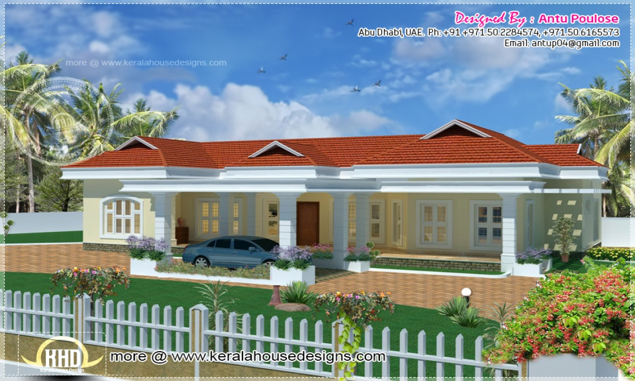 Beautiful bungalow designs bungalow design philippines for Indian bungalow house designs